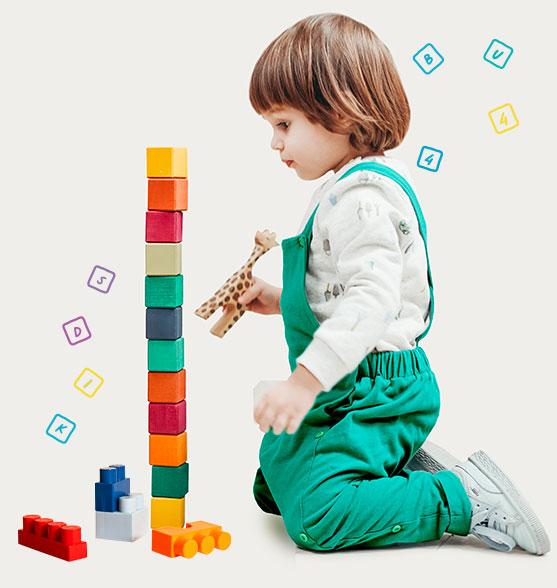 opter pour un projet pédagogie emprunté à Emmi Pickler, Maria Montessori et Reggio Emilia